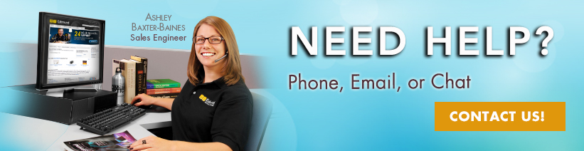 Need Help? Phone, Email, or Chat