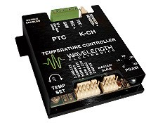 2.5A Temperature Controller for Laser Diode Driver