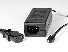 12V DC Regulated Power Supply, Interchangeable Plugs