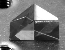 43mm Hypotenuse Porro Prism with Groove, Grade 1
