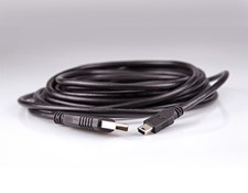 5m USB 2.0 (mini-B to standard-A) Cable