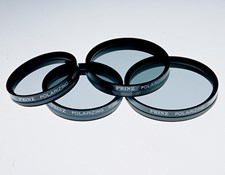 M58 x 0.75 Mounted Linear Glass Polarizing Filter