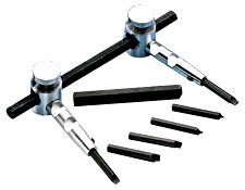 Set of Three Replacement Tips for Spanner Wrench