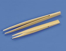 150mm Length, Bamboo Tweezers