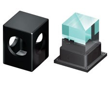 NIR Coated, C-Mounted Non-Polarizing Cube Beamsplitter