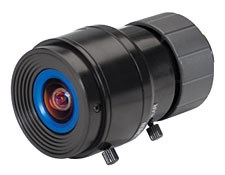 1.28mm FL C-Mount, Manual Iris, Wide Angle Lens