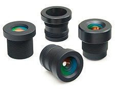 4.3mm FL, High Resolution, f/2, Micro Video Lens