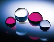 4.76mm Diameter, Ruby Ball Lens