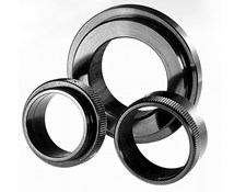 S-Mount Double Female Thread Ring